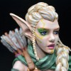 elf archer bust 4